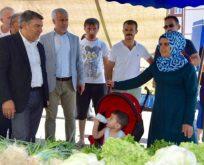 Şayir'den pazar sürprizi