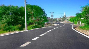 Köy yollarına 75 milyon 430 bin TL harcandı.