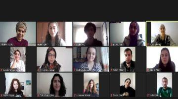 Çevrimiçi Türkçe işaret dili eğitimi
