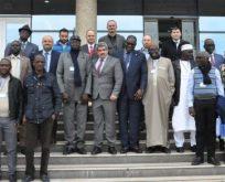 Bulut'tan Senegalli Heyete Çağrı