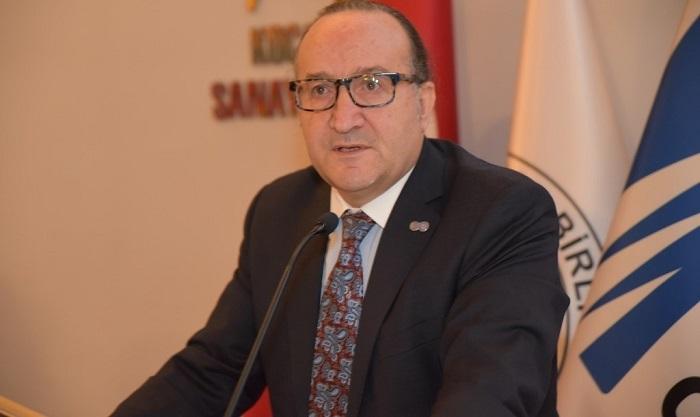 """KSO Başkanı: """"Büyümede tarihi zirve sevinç yarattı"""""""