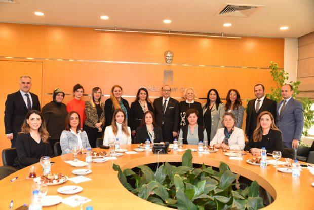Kadın Girişimciler'den Oda Başkanlarına Ziyaret