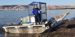 ''Kuş Cenneti''nde kaçak midye avcılarına ceza