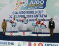 Kağıtsporlu Judocular Olimpiyat yolunda