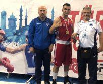Türkiye Şampiyonu Samet