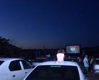 Arabada sinema keyfi Kandıra'da