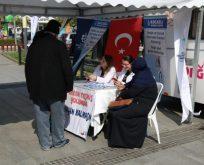 """""""Köy köy dolaşarak tarama yapıyoruz"""""""
