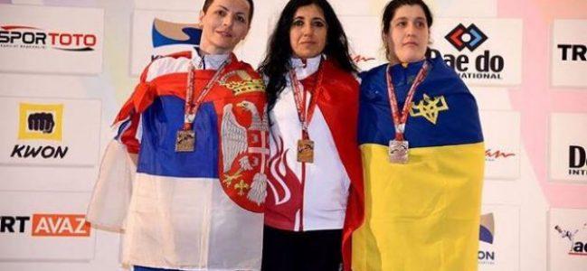 Karatay, yeniden dünya şampiyonu