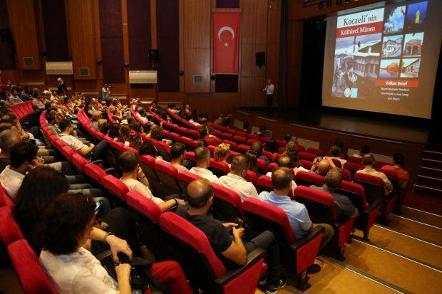 """""""Kocaeli'nin Kültürel Mirası"""" gençlere aktarılacak"""