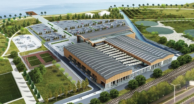 Kocaeli Kongre Merkezi 'Sekapark'ta Yapılıyor