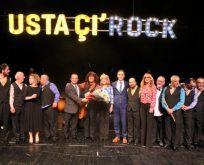 'Usta Çı'rock ' Anadolu Rock grubunun konserine büyük ilgi