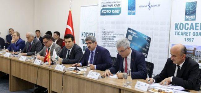 Makedonya, Kocaelili iş insanlarını bekliyor
