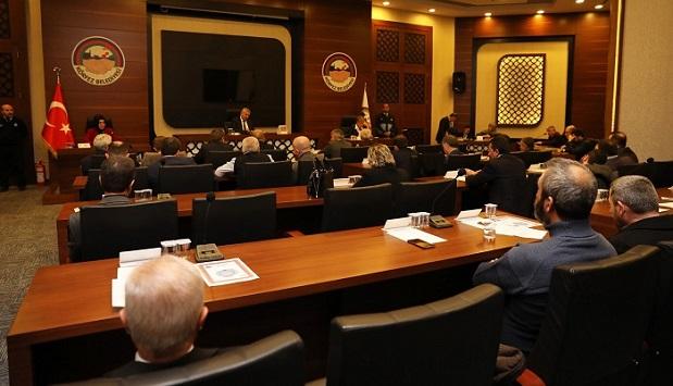 Körfez'de Şubat Ayı Meclisi Gerçekleştirildi