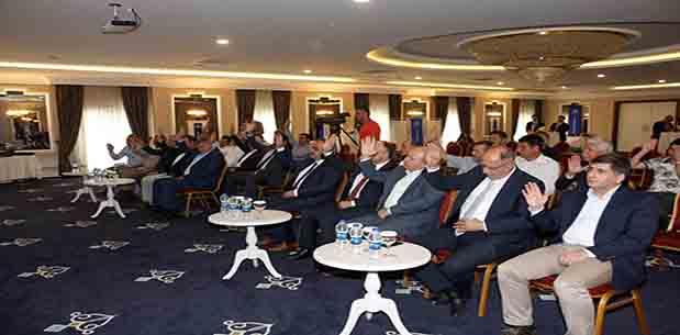 Genel Sekreter İlhan Bayram, YERELSEN yönetiminde