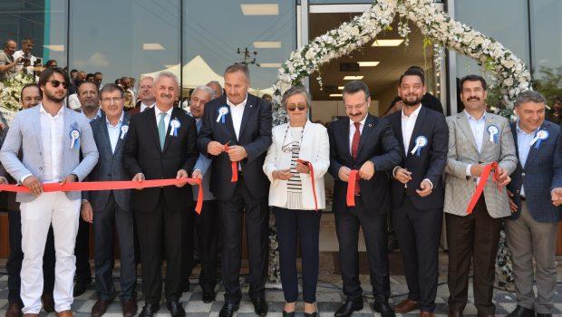 Sosyal Etki Merkezi Açıldı