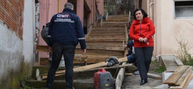 """""""Belediye başkanımız Hürriyet'e çok çok teşekkür ediyorum"""""""