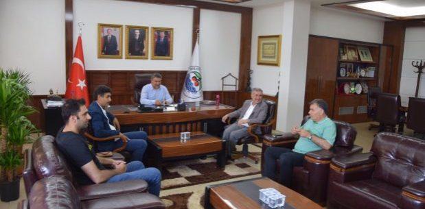 Ardahan Milletvekili Atalay, Şayir'i ziyaret etti
