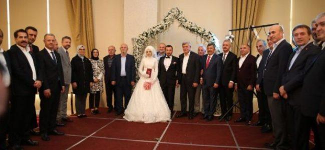 Karabacak'ın mutlu günü