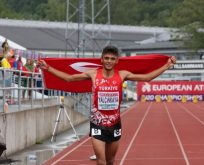 Yalçınkaya Avrupa şampiyonu