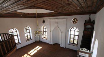 """"""" Tarihi Tepecik Camii Restore edildi"""""""
