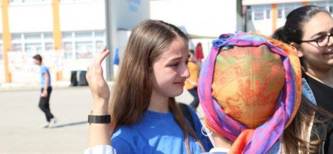 Misafir Çocuklar Gözyaşlarıyla Ülkelerine Döndü