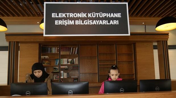 Büyükşehir Elektronik Kütüphanesi'nden Önemli Fırsat