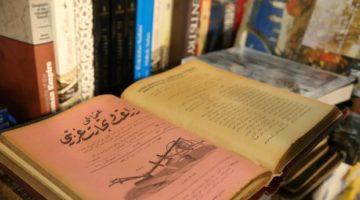 En Nadide Asırlık Kitaplar Bu Fuarda