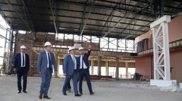''Doğu Marmara'nın kongre merkezi yükseliyor''