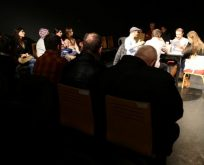 """""""Okuma Tiyatrosu"""" engelli seyircilerle buluştu"""
