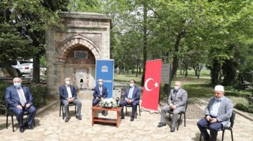 Hünkar Çayırı'ndaDualarla Yad Edildi