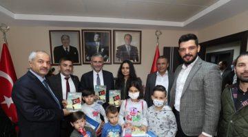 MHP'ye İade-i Ziyaret