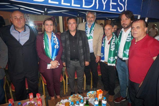 Gültepespor'un Şampiyonluk Coşkusu