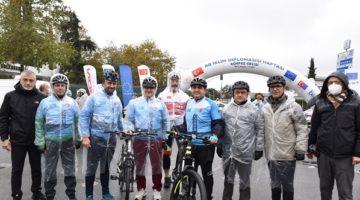 'Bisiklet ile Körfez Geçişi'