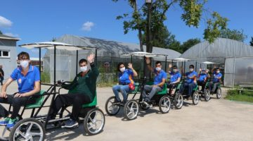 Engelli Bireylerin Pedal Kardeşliği