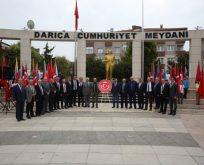 Darıca'da Muhtarlar Günü etkinlikleri