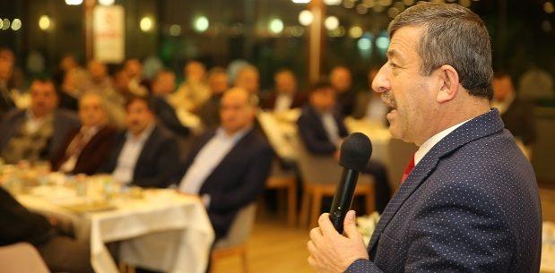 """""""Yerel Buluşmalar"""" ın Konukları STK Başkanları"""