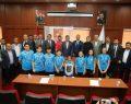 Darıca Belediyesi Eğitim Spor Kulubü'nün Yeni Başkanı GÜVEN Oldu
