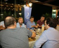 Karabacak'tan Gazetecilere Sahur