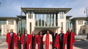 GTÜ Akademisyenleri Beştepe'de