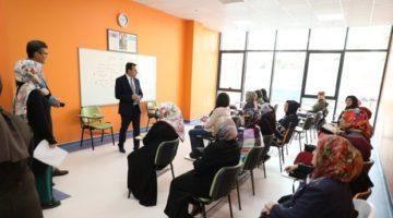 Anne Çocuk Kulüplerinde Eğitim Başladı