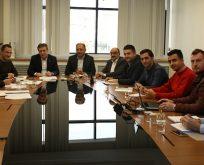 Başkan Demirci, Fen İşleri ve Park Bahçelerin Çalışmalarını Değerlendirdi