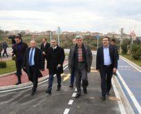 Trafik Eğitim Parkı Açılıyor