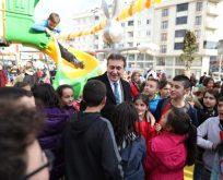 Erişler Şelale Park ve Sosyal Tesisleri Açıldı