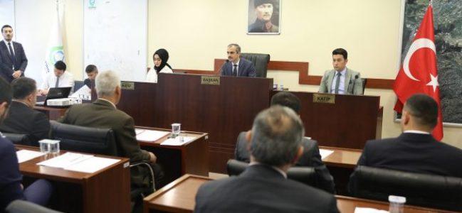 Çayırova'da Yeni Meclisin İlk Toplantısı