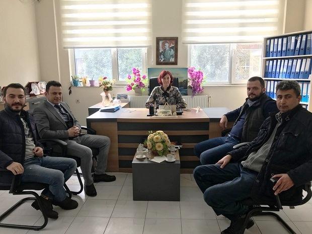 Körfez Mimar Sinan Mahalle Muhtarından SEDAŞ'a Teşekkür
