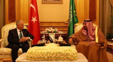 Veliaht Prens Selman yakın zamanda Türkiye'yi ziyaret edecek