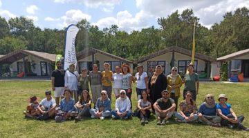 Öğretmenler Sarısu Gençlik Kampında Ağırlandı