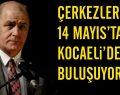 Çerkezler 14 Mayıs'ta Kocaeli'de Buluşuyor