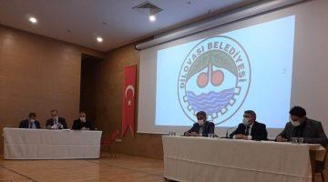 Dilovası Şubat ayı meclis toplantısı yapıldı