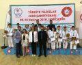 Judocular, Eskişehir'de zirveye oturdu